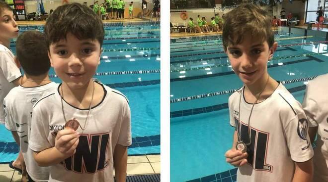 Rari Nantes Legnano Nuoto esordienti