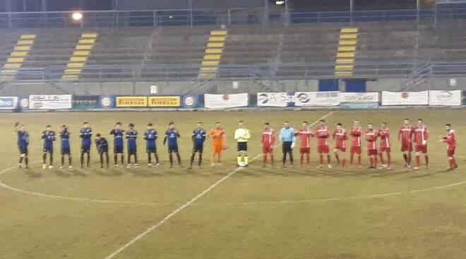 Solbiatese-Folgore Legnano 1-1