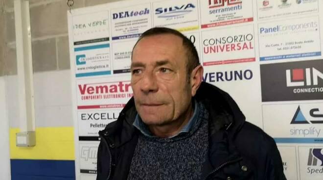 Walter Viganò allenatore Inveruno