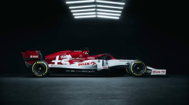 Alfa Romeo Racing Orlen 2020