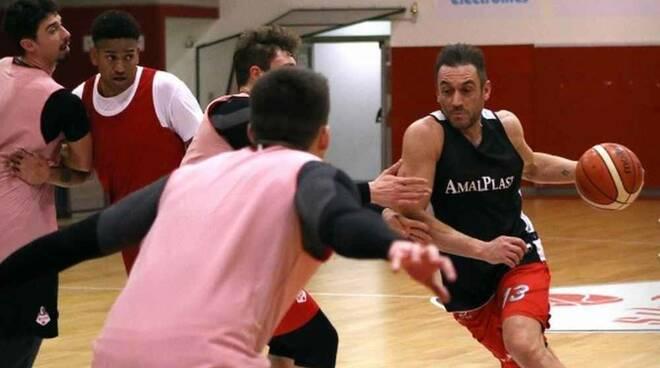 Allenamenti Knights Legnano Basket Serie C Gold