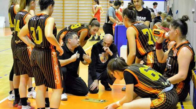 Bulldog Basket Canegrate-BF Gallarate 57-44