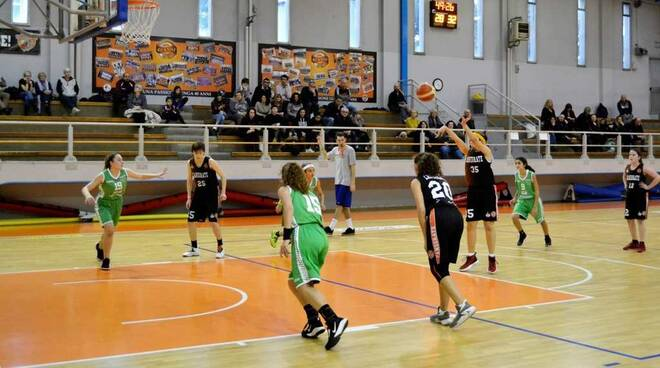 Bulldog Basket Canegrate-Idea Sport Milano 62-54