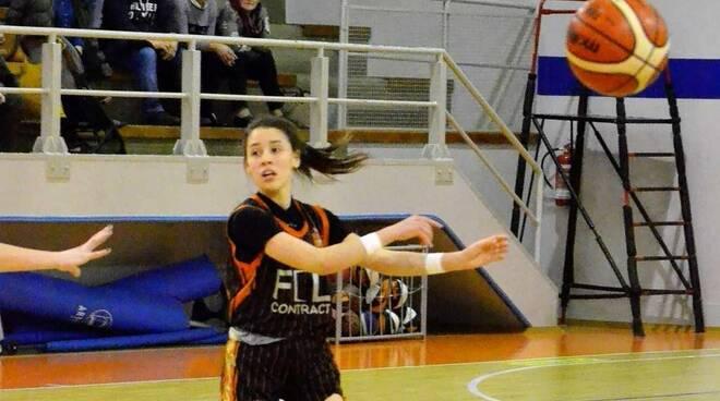 Bulldog Basket Canegrate Under 18 femminile