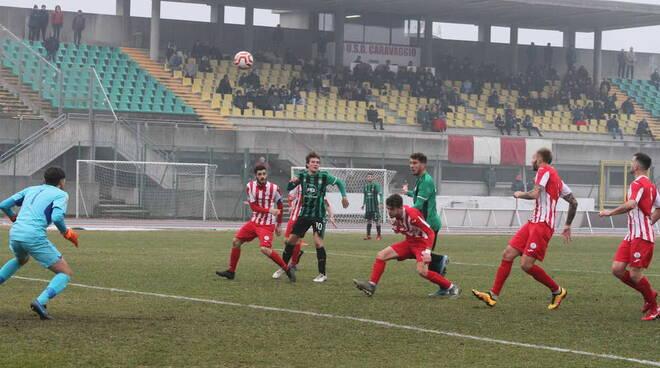 Caravaggio-Castellanzese 0-2