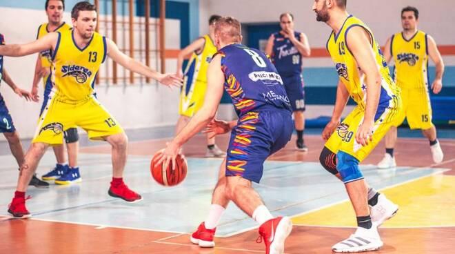 UISP Kapo League….Trasferta amara per Siderea Basket Legnano.