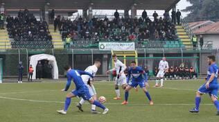 Castellanzese-Pro Sesto 2-1