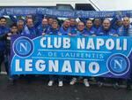 Club Napoli Legnano Genoa-Napoli novembre 2012