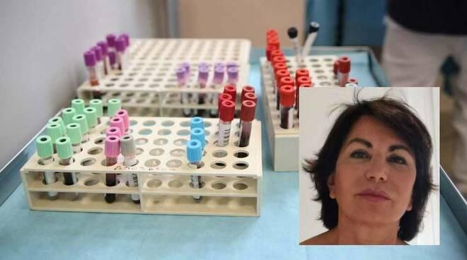 Dottoressa Maria Rita Gismondo Ospedale Sacco Milano