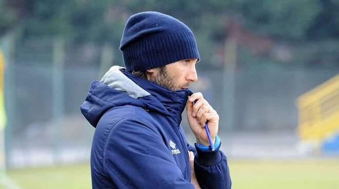 Francesco Parravicini allenatore Pro Sesto
