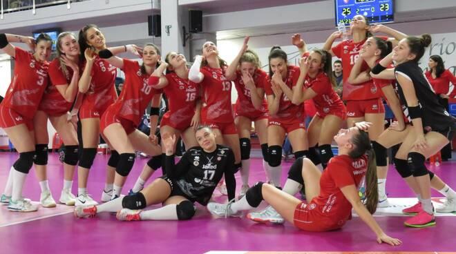 Futura Volley Giovani-Omag San Giovanni in Marignano 3-0