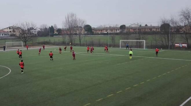 GCSVO-San Lorenzo 1-1