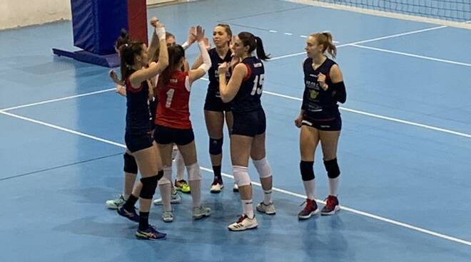 GS FoCol Volley Legnano-Omg Cinisello 3-1