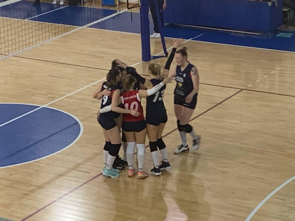 Insubria Gallarate-FoCoL Legnano 0-3