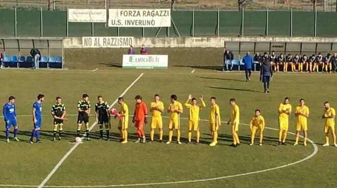 Inveruno - Folgore Caratese 2-1