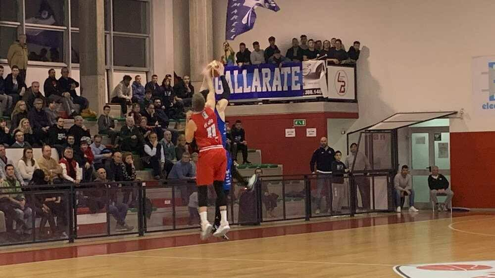 Knights Legnano-Basketball Gallarate 61-70
