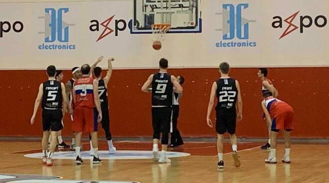 Knights Legnano-Team ABC Cantù 62-59