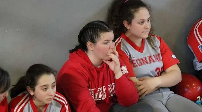 Legnano Softball Under 15 2020