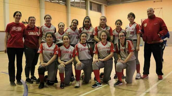 Legnano Softball Under 15 2020