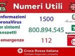 Numeri telefonici emergenza coronavirus