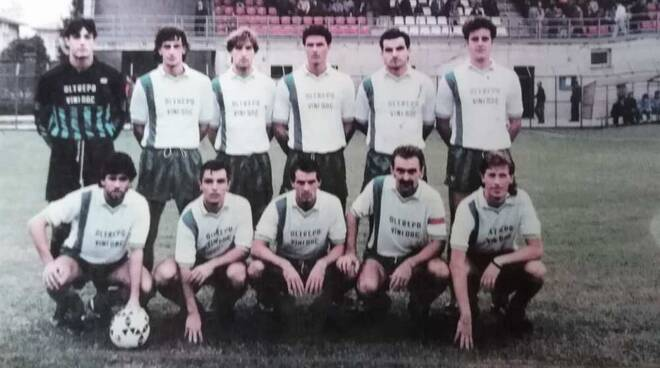 Oltrepò Serie C2 1987-88