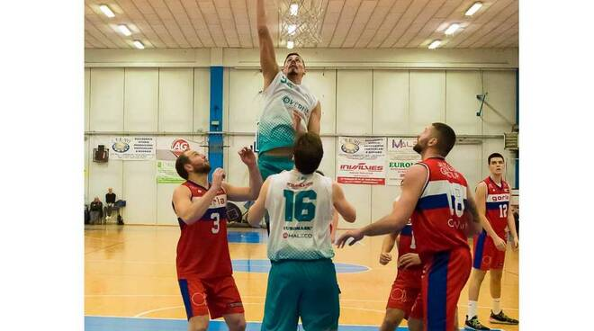 Puntoebasket Nerviano - Team ABC Gorla Cantù 77-72