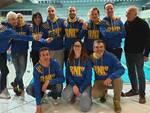 Rari Nantes Legnano Nuoto Master Trofeo Città di Novara 2020