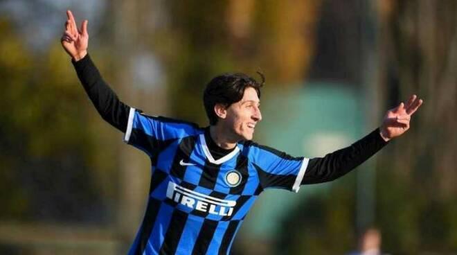 Samuele Mulattieri FC Inter Primavera
