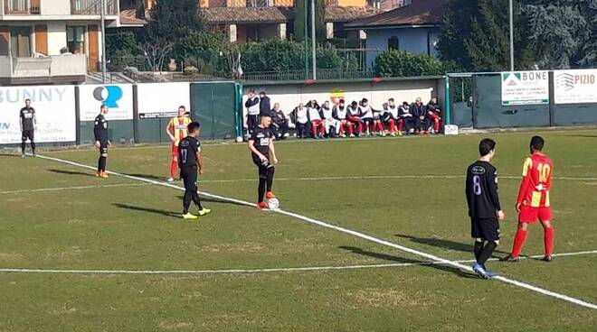 Scanzorosciate-Legnano 2-0
