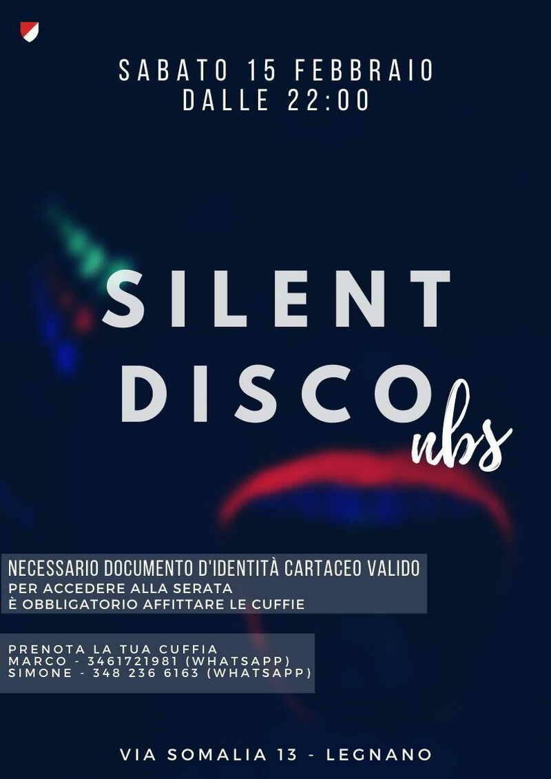 Silent Disco San Bernardino