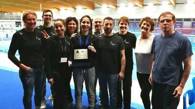 Team master B.Fit Legnano Nuoto