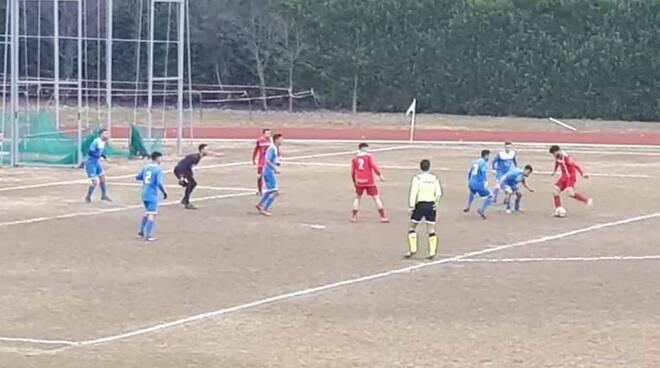 Tradate-Folgore Legnano 4-1