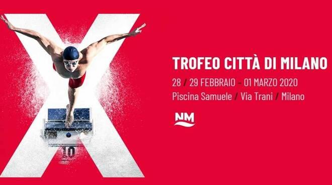 Trofeo Città di Milano Nuoto