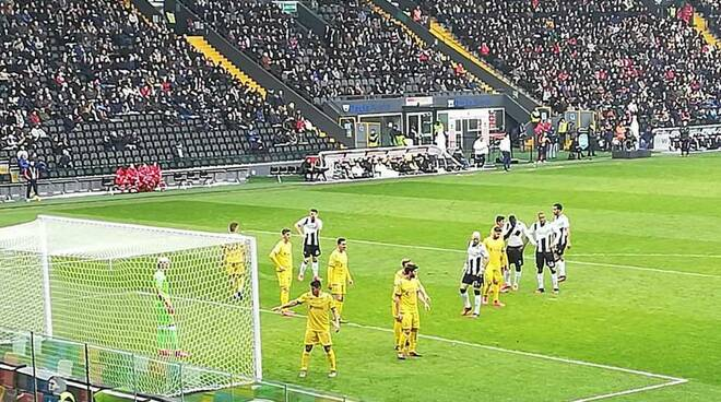 Udinese-Verona 0-0