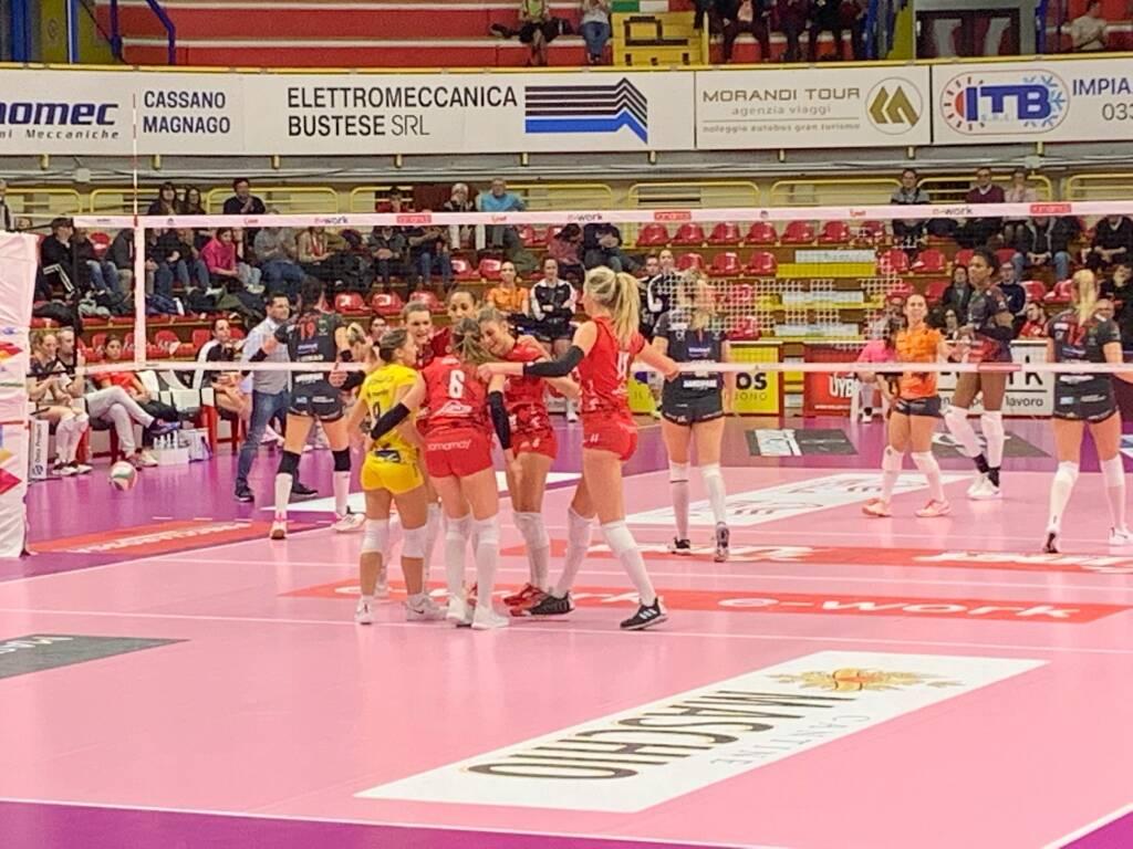 Uyba-Bartoccini Fortinfissi Perugia 3-1