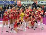 Uyba-Igor Gorgonzola Novara 3-0
