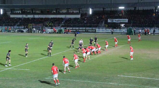 Zebre Parma - Munster Cork 0-28