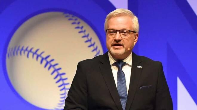 Andrea Marcon Presidente Federazione Italiana Baseball Softball