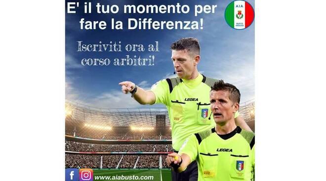Corso Arbitri Calcio AIA Busto Arsizio