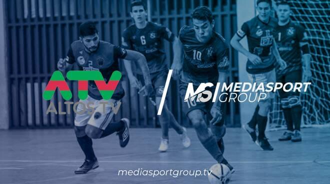 Il Calcio a 5 AMF paraguayano sui canali Mediasport Group