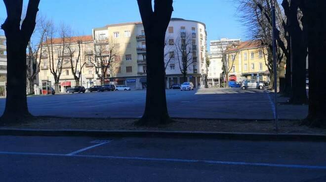 Piazza Don Sturzo Legnano