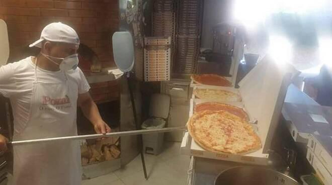 Pizzeria Pomodorino Rosso Legnano