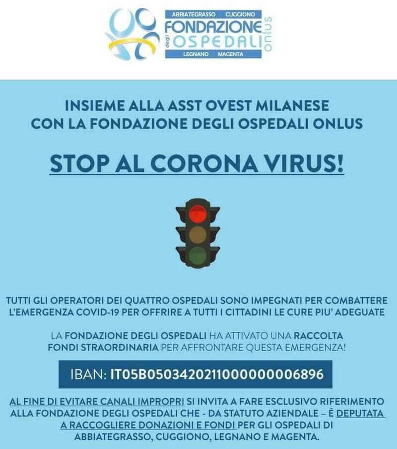 Raccolta fondi Fondazione Ospedali Onlus