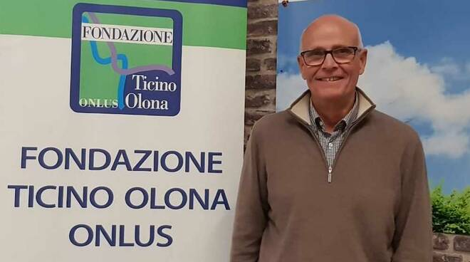 Salvatore Forte Presidente Fondazione Ticino Olona