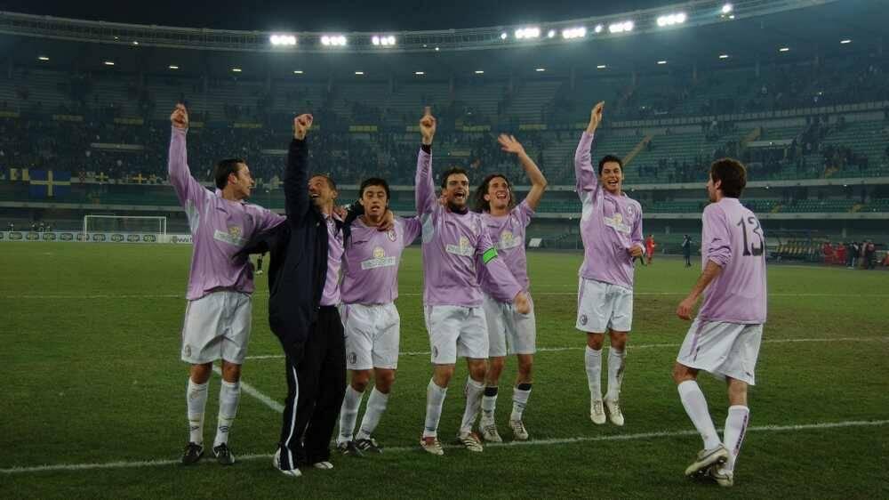 Hellas Verona-Legnano 2-3 Serie C1 girone A 2007/08