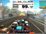 Zwift simulatore ciclismo