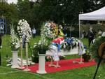 Andrea Rinaldi funerale Cermenate A.C. Legnano