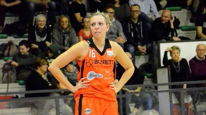 Arianna Caniati Bulldog Basket Canegrate