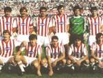 Daniele Fortunato e Gabriele Savino Lanerossi Vicenza Serie B 1985/86