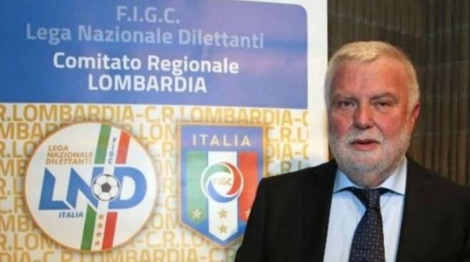 Giuseppe Baretti Presidente Crl Lombardua